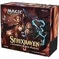 Bundle Magic: The Gathering Strixhaven, 10 Draft-Booster & Accessoires