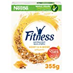 Fitness Nestle Honey & Almond Breakfast Cereal 335g