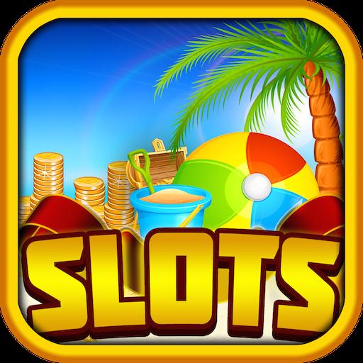 Slots Xtreme Beach Vacation Casino Bonanza für Android und Kindle Fire Kostenlos