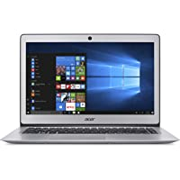 Acer Swift 3 SF314-51-718N Notebook, Processore Intel Core I5-6200U, RAM 8 GB DDR4, SSD 256 GB, Scheda Grafica Intel HD, Argento