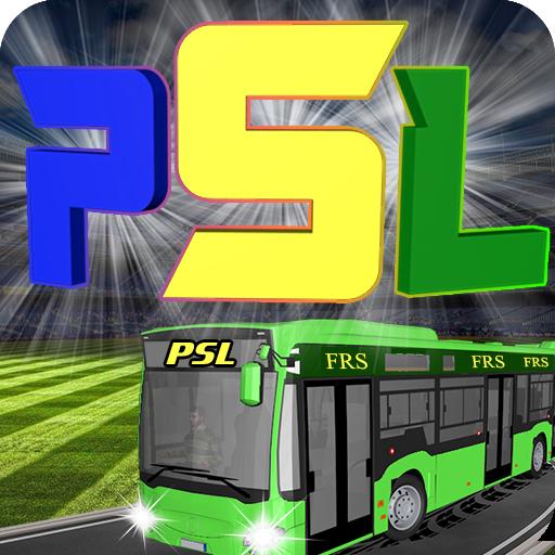 Live-cricket-spiel (PSL Bus Transport Duty: PSL 2017)