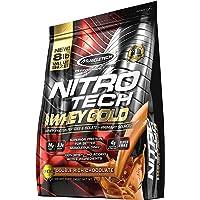 Muscletech Nitro Whey Gold 8lbs, Chocolate
