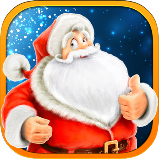 Tap N Santa Clause Christmas Free Cell