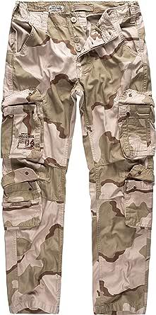 Surplus Raw Vintage Airborne Slimmy Mens Cargo Vintage Trouser