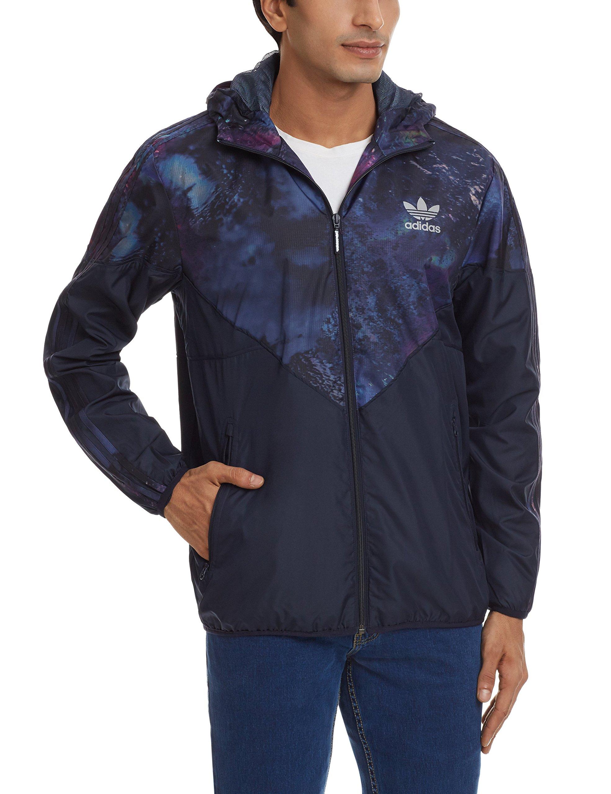 Adidas Colorado Wb Giacca Uomo, Blu, XL