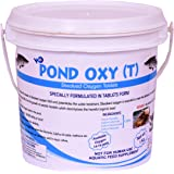 Pond Oxy (T) Dissolved Oxygen Tablets. Specially Formulated in Tablets Form