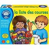 Orchard Toys 171 LA LISTE des Courses Jeu de mémoire bilingue (français/Anglais)