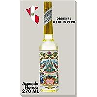 Eau de Cologne Agua de Florida originale Murray & Lanman du Pérou, pour homme et femme, 270 ml. Une eau de Cologne au…
