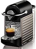 Krups XN 3005 Nespresso Pixie Titanium Electrique