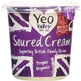 Yeo Valley Organic Soured Cream, 227g