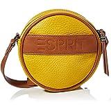 Esprit Accessoires 080ea1o301, Bandolera para Mujer, amarillo, Talla única