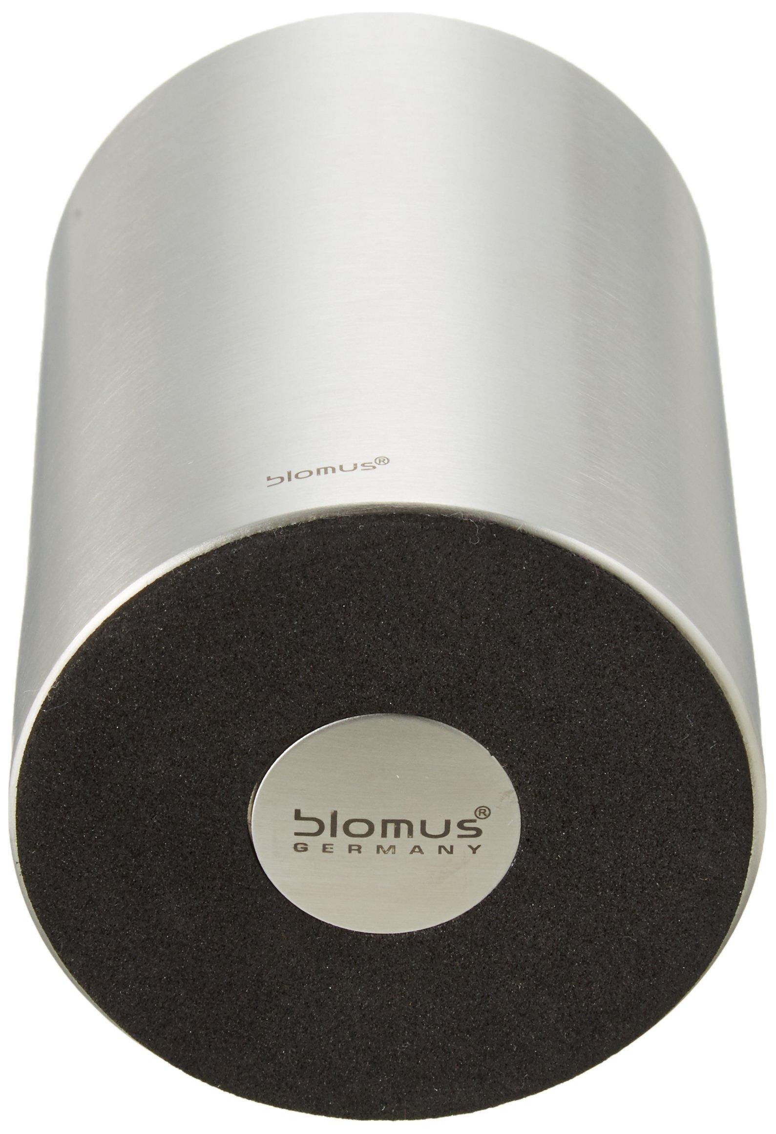 Blomus Ashtray with Hinged Lid Diameter 12 cm