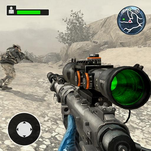 Guerre mondiale Champ de bataille FPS Sniper Shooter