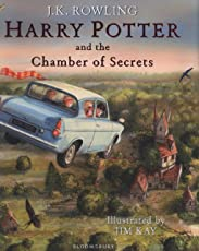 Harry Potter 2 and the Chamber of Secrets. Illustrated Edition (Harry Potter Illustrated Edtn, Band 2)