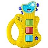 Chicco 52513, Gioco Chitarra Musicale per Bambini con Luci e Suoni, 3-24 Mesi