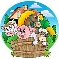 Peekaboo Farm Barn