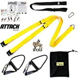 WOSS XT Suspension Trainer, Black, Made in USA: Amazon.es ...