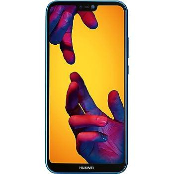 "Huawei P20 Lite Smartphone 5.84"" FHD+ 64GB, Dual SIM, Blu (Klein Blue)"