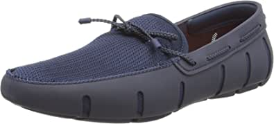 SWIMS Braided Lace Loafer, Mocassini Uomo