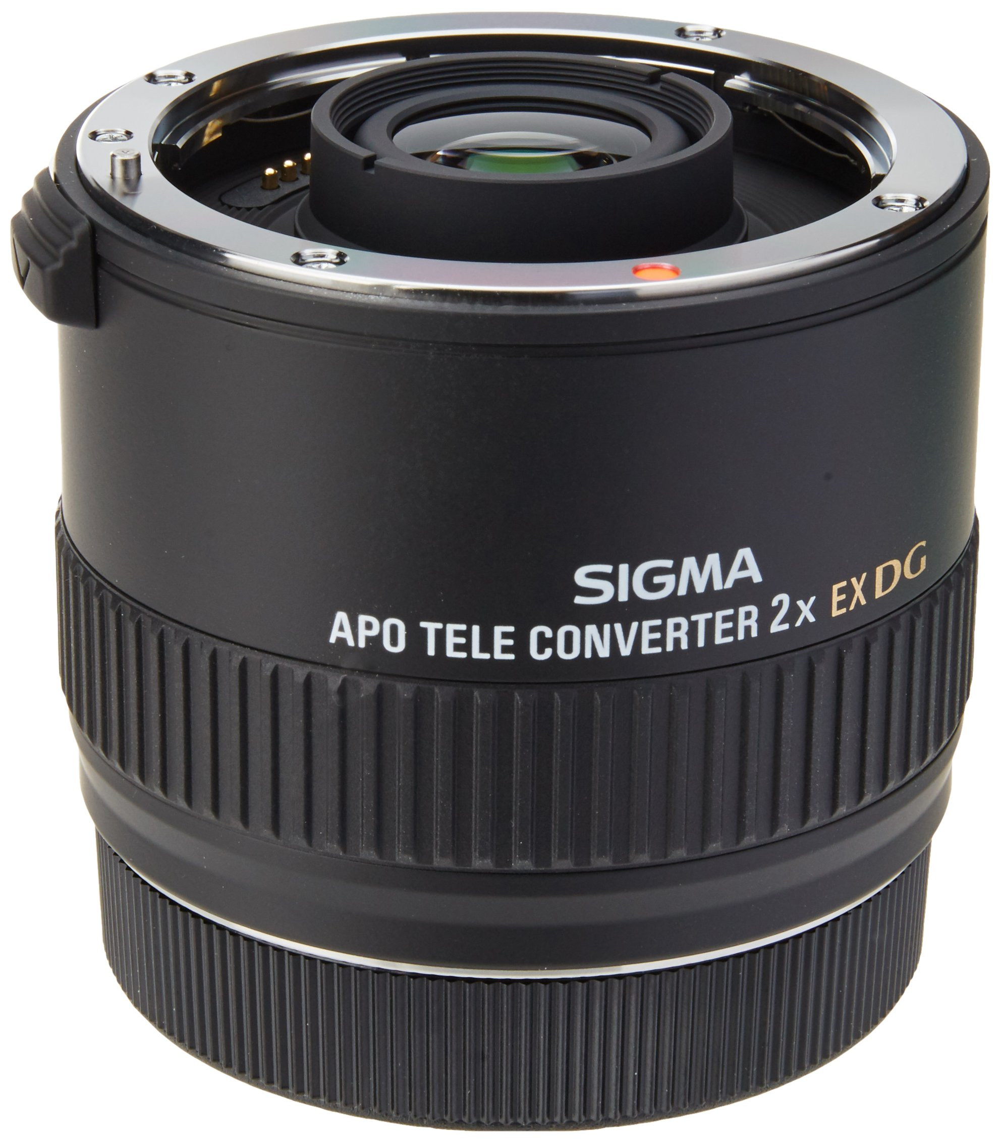 Sigma APO Teleconverter 2x EX DG for Canon Digital SLR Cameras Black - camera lenses (5/6, Black, 4