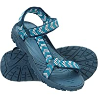 Mountain Warehouse Tide Kids Sandals - Neoprene Lined, 100% Rubber Outsole Childrens Shoes, Hook & Loop Fitting Beach…