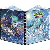 Pokémon-15650 Pokemon Epée et Bouclier-Règne de Glace (EB06) -Portfolio A5 (80 Jeu de Cartes à Collectionner-Accessoire de Ra