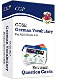 New Grade 9-1 GCSE AQA German: Vocabulary Revision Question Cards: unbeatable revision for mocks and exams in 2021 and…