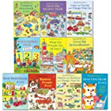 Richard Scarry's Best Collection Ever! 10 books collection. What do people do...