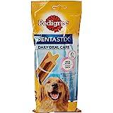 Pedigree DENTASTIX, Dog Treats, Large Breed Dog, 270gm
