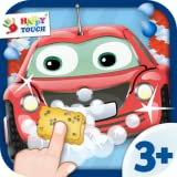 Auto Waschen für Kinder - von Happy Touch® Kinderspiele Gratis