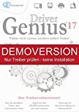 Driver Genius 17 DEMOVERSION - Gratis Treiber prüfen - keine Installation! Für Windows 10|8|7|XP [Download]