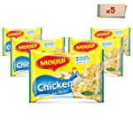 Maggi 2 Minutes Noodles Chicken 77g (Pack of 5)
