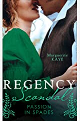Regency Scandal: Passion In Spades: His Rags-to-Riches Contessa (Matches Made in Scandal) / From Courtesan to Convenient Wife Kindle Edition
