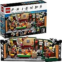 LEGO 21319 Ideas Central Perk avec Iconic Cafe Studio et 7 Figurines de Collection du 25e Anniversaire, Cadeau Friends…