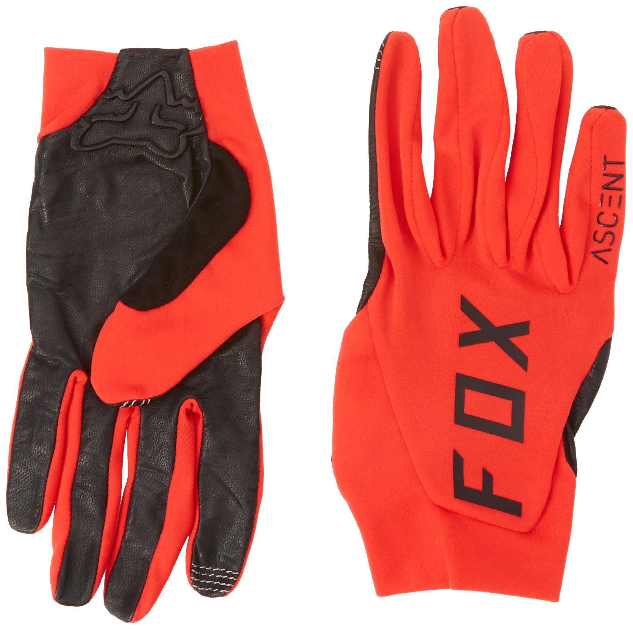 Fox Herren Ascent Gloves, Red, S