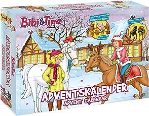 Craze 13762 - Bibi und Tina Adventskalender