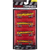 Power Trains Bullet Dragon, 4 Pack
