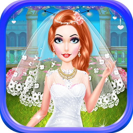 Wedding Princess Salon Dress Up Game For Kids