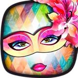 Máscara carnaval Editor fotos
