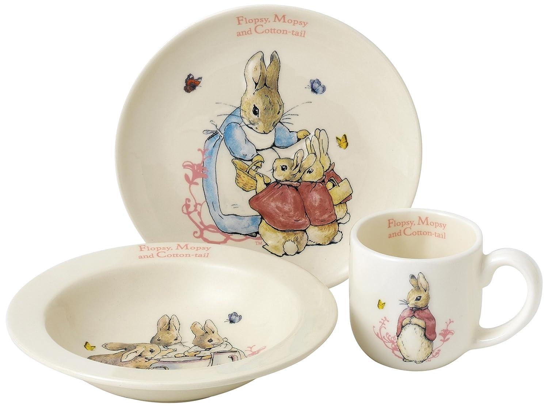 Beatrix Potter Beatrix Potter Flopsy Mopsy and Cotton Tail Nursery ...