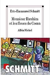 Monsieur Ibrahim et les fleurs du Coran Format Kindle