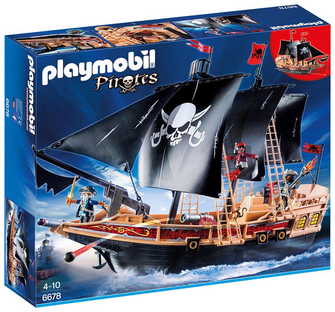 Playmobil 6678 – Buque corsario