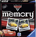 Ravensburger - 21291 - Grand Memory Cars 3 - Disney