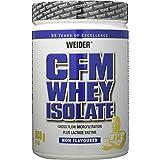 Weider CFM Whey Protein Isolate, hoogwaardig wei-eiwitisolaat, eiwitpoeder, 908 g, niet gearomatiseerd
