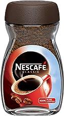 Nescafé Classic Coffee, 50g Glass Jar