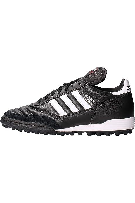 adidas Mundial Team, Chaussures de Football - homme -Noir (Black ...
