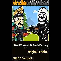 Skull Trooper & Flush Factory | The Squad Season2: Funny story Comics Vol12 (English Edition)