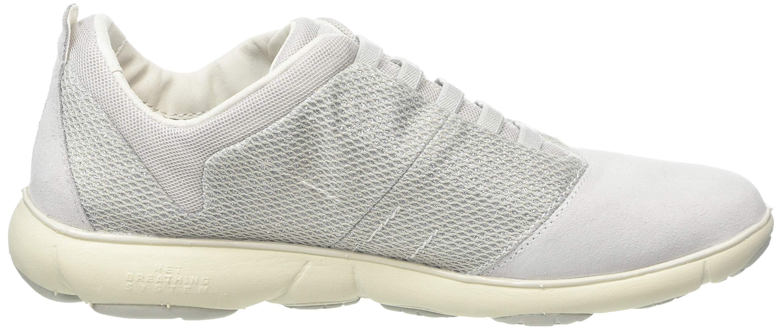 Geox Damen D Nebula C Sneaker 6