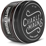 Charlemagne matt pomade – hårstyling för män – maximal kontroll – lätt att tvätta ut – ger definition - hårvax styling vax