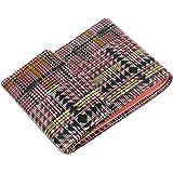 Lusso Pelle Multicolored Leatherette Women's Wallet (MGNT2-P)